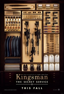 Kingsman: Serviço Secreto - Poster / Capa / Cartaz - Oficial 2
