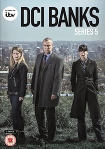 DCI Banks (5ª Temporada) - Poster / Capa / Cartaz - Oficial 1