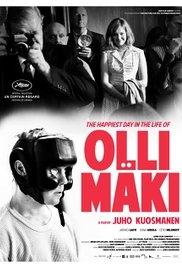 O Dia Mais Feliz da Vida de Olli Mäki - Poster / Capa / Cartaz - Oficial 5