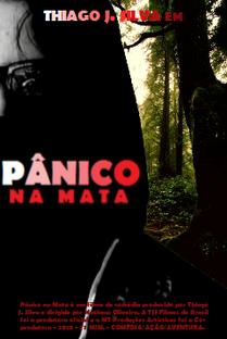 Pânico na Mata - Poster / Capa / Cartaz - Oficial 1