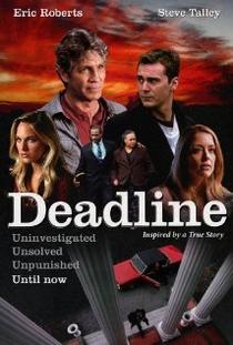 Deadline - Poster / Capa / Cartaz - Oficial 2