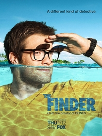 The Finder (1ª Temporada) - Poster / Capa / Cartaz - Oficial 1