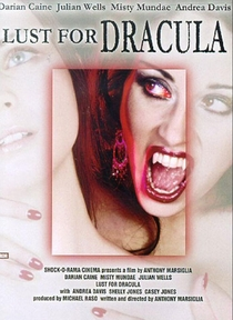 Lust for Dracula - Poster / Capa / Cartaz - Oficial 1