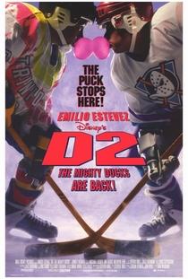 D2: Nós Somos os Campeões - Poster / Capa / Cartaz - Oficial 3
