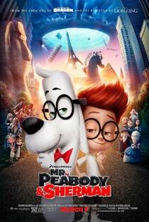 As Aventuras de Peabody e Sherman - Poster / Capa / Cartaz - Oficial 1