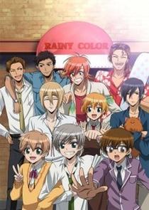 Ame-iro Cocoa (2ª Temporada) - Poster / Capa / Cartaz - Oficial 2