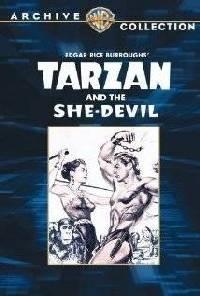 Tarzan e a Mulher Diabo - Poster / Capa / Cartaz - Oficial 1