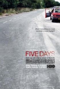 Cinco Dias - Poster / Capa / Cartaz - Oficial 1
