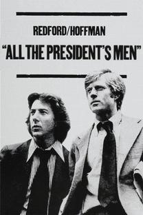 Todos os Homens do Presidente - Poster / Capa / Cartaz - Oficial 6