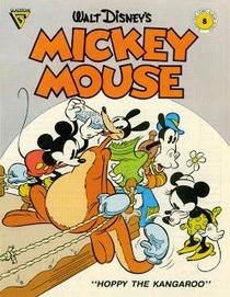 Mickey's Kangaroo - Poster / Capa / Cartaz - Oficial 1