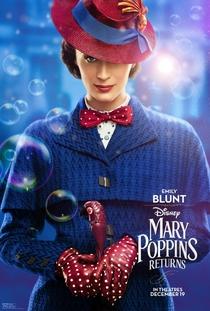 O Retorno de Mary Poppins - Poster / Capa / Cartaz - Oficial 11