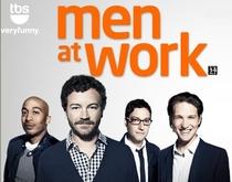 Men At Work (2ª Temporada) - Poster / Capa / Cartaz - Oficial 2