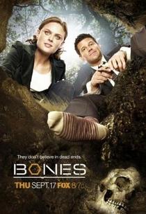 Bones (5ª Temporada) - Poster / Capa / Cartaz - Oficial 1
