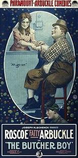 O Garoto Açougueiro - Poster / Capa / Cartaz - Oficial 1