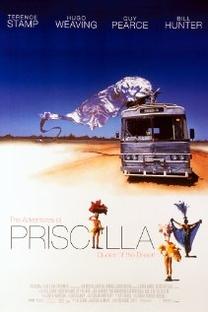 Priscilla, a Rainha do Deserto - Poster / Capa / Cartaz - Oficial 1