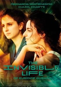 A Vida Invisível - Poster / Capa / Cartaz - Oficial 2