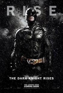 Batman - O Cavaleiro das Trevas Ressurge - Poster / Capa / Cartaz - Oficial 6