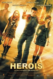 Heróis - Poster / Capa / Cartaz - Oficial 2