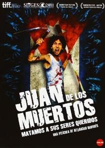 Juan dos Mortos - Poster / Capa / Cartaz - Oficial 5