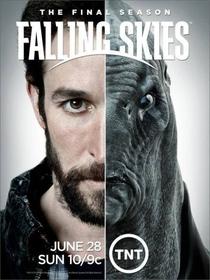 Falling Skies (5ª Temporada) - Poster / Capa / Cartaz - Oficial 1