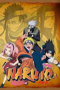 Naruto (1ª Temporada) - Poster / Capa / Cartaz - Oficial 2