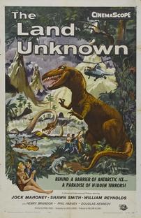 No Mundo dos Monstros Pré-Históricos - Poster / Capa / Cartaz - Oficial 1