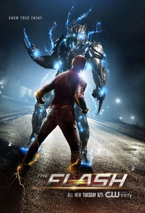 The Flash (3ª Temporada) - Poster / Capa / Cartaz - Oficial 1
