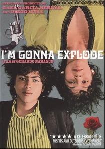 Vou Explodir - Poster / Capa / Cartaz - Oficial 6