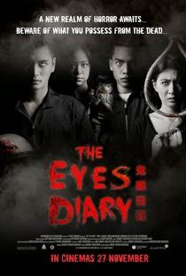 The Eyes Diary - Poster / Capa / Cartaz - Oficial 4