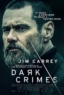 Dark Crimes - Poster / Capa / Cartaz - Oficial 1