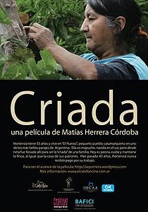Criada - Poster / Capa / Cartaz - Oficial 1