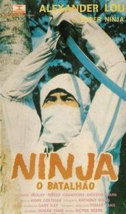 Ninja - O Batalhão - Poster / Capa / Cartaz - Oficial 1