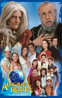 Alegrifes e Rabujos - Poster / Capa / Cartaz - Oficial 2