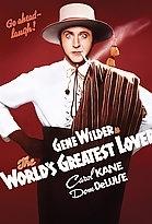 O Maior Amante do Mundo - Poster / Capa / Cartaz - Oficial 1