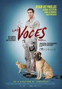 As Vozes - Poster / Capa / Cartaz - Oficial 4