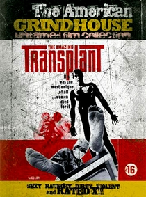 The Amazing Transplant - Poster / Capa / Cartaz - Oficial 1