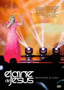 Elaine de Jesus - Manifestação da Gloria - Poster / Capa / Cartaz - Oficial 1
