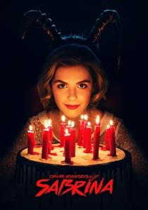 O Mundo Sombrio de Sabrina (Parte 1) - Poster / Capa / Cartaz - Oficial 2