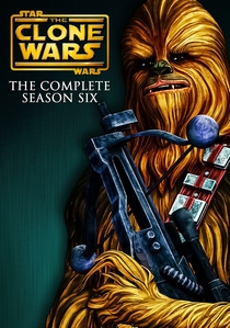 Star Wars: The Clone Wars: The Lost Missions (6ª Temporada) - Poster / Capa / Cartaz - Oficial 2