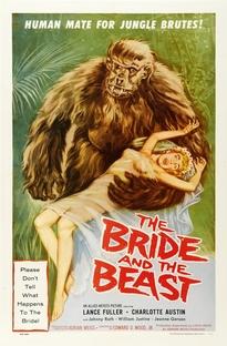 A Noiva e a Besta - Poster / Capa / Cartaz - Oficial 1