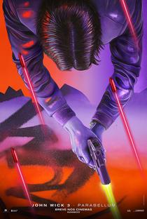 John Wick 3: Parabellum - Poster / Capa / Cartaz - Oficial 7