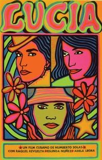 Lucía - Poster / Capa / Cartaz - Oficial 4