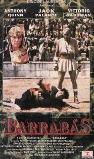 Barrabás - Poster / Capa / Cartaz - Oficial 2