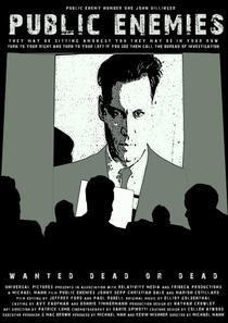 Inimigos Públicos - Poster / Capa / Cartaz - Oficial 7
