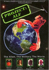 Projeto Alf - Poster / Capa / Cartaz - Oficial 1