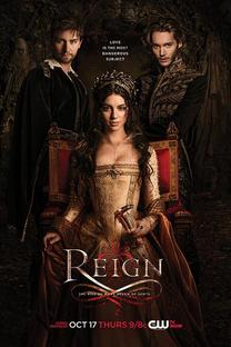 Reign (1ª Temporada) - Poster / Capa / Cartaz - Oficial 1