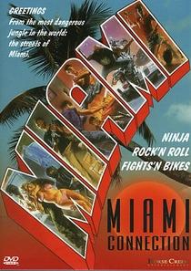 Conexão Miami - Poster / Capa / Cartaz - Oficial 2