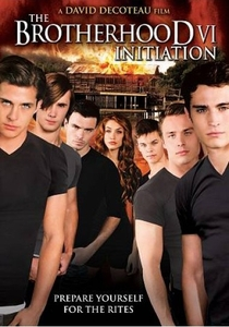 The Brotherhood 6: Initiation - Poster / Capa / Cartaz - Oficial 1