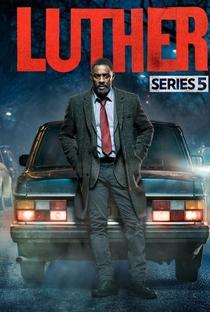 Luther (5ª Temporada) - Poster / Capa / Cartaz - Oficial 1