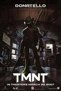 As Tartarugas Ninja: O Retorno - Poster / Capa / Cartaz - Oficial 3